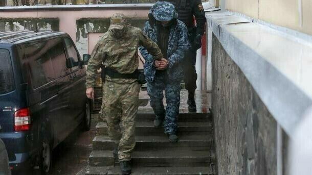 Росія відмовляється обговорювати питання українських моряків