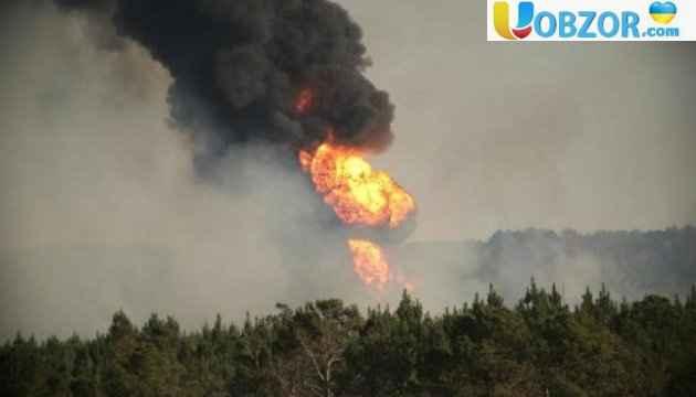 Вибух газопроводу в Ірані: