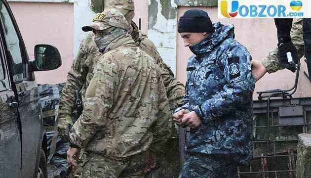 РФ відправила 11 моряків на психологічну експертизу