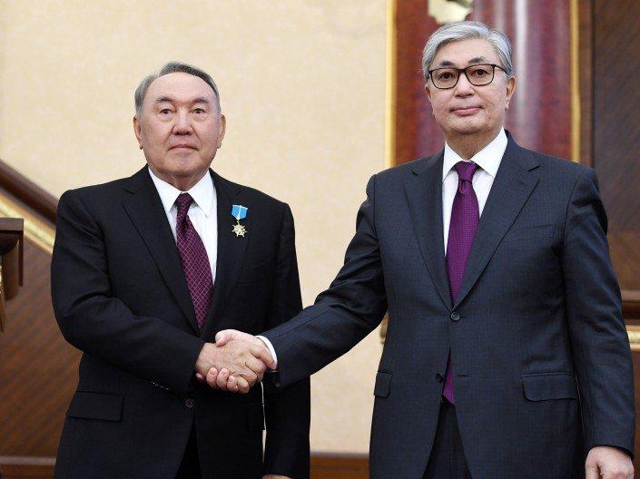 Токаєв президент Казахстану