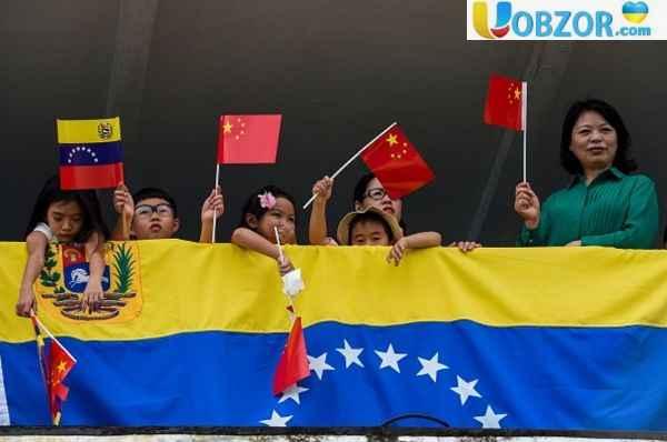 Китай допоможе Венесуелі відновити енергопостачання