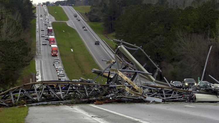 Торнадо в Алабамі
