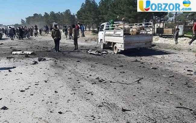 В Сирії підірвався автобус з журналістами американського телеканалу NBC News