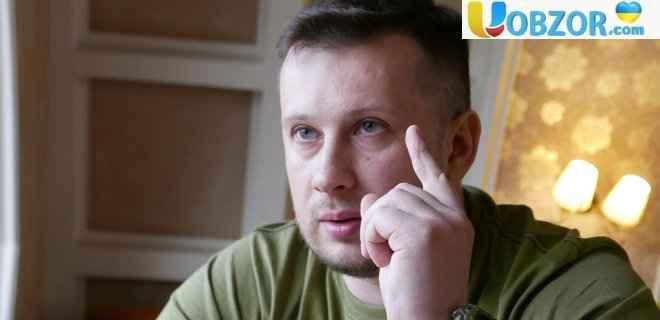 """Білецький: Порошенко готує репресії проти лідерів """"Нацкорпуса"""""""