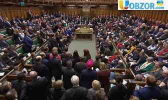 Британський парламент підтримав рішення перенести дату по Brexit