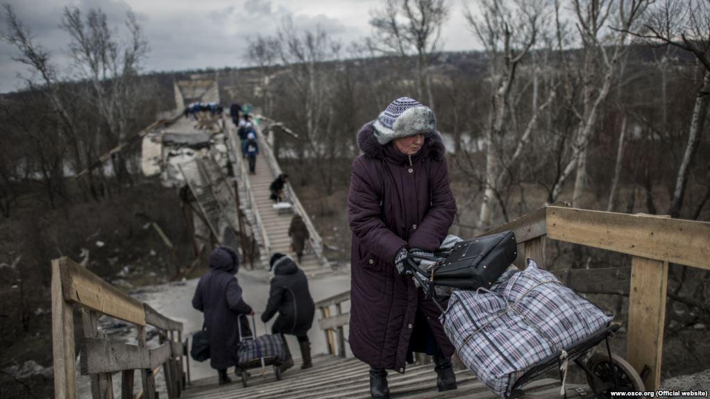 РФ хоче щоб міст у Станиці Луганській витримував танки, - Марчук