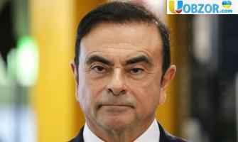 Суд звільнив екс-голову Nissan Карлоса Гон під заставу в $ 8,9 млн