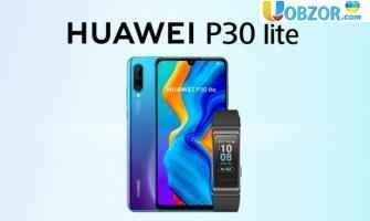 Huawei показала флагмана P30