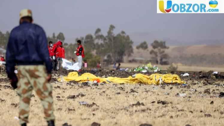 Чорні ящики Boeing 737 Max 8 з Ефіопії відправили експертам в Париж