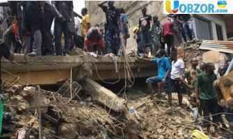 У Нігерії при обваленні школи під завалами опинилися діти