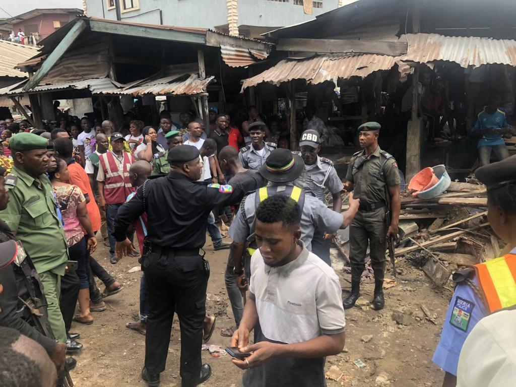 У Нігерії обвалилася школа