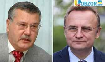 Вибори 2019: Садовий знімає свою кандидатуру на користь Гриценко