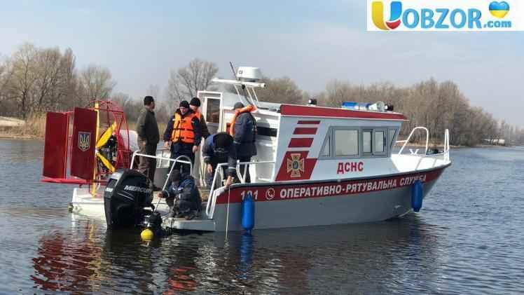В Кременчуці на Дніпрі перекинувся човен, 4 людини пропали безвісти