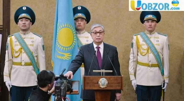 Спікер сенату Касим-Жомарт Токаєв відтепер президент Казахстану