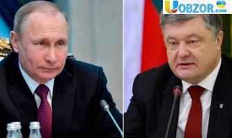 """Порошенко відповів на заяву Путіна: я не маю наміру """"варити кашу"""""""