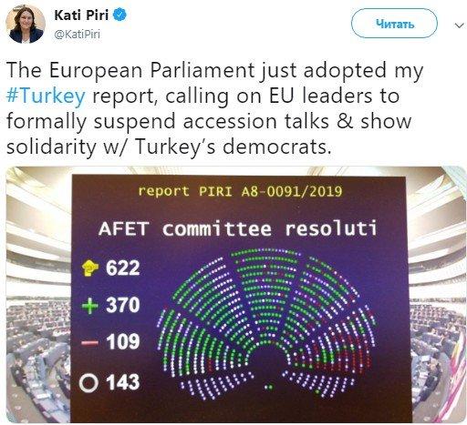 Вступ Туреччини в ЄС