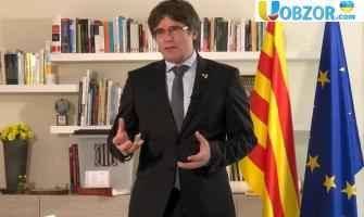 Екс-лідер Каталонії оголосив про участь у виборах в Європарламент