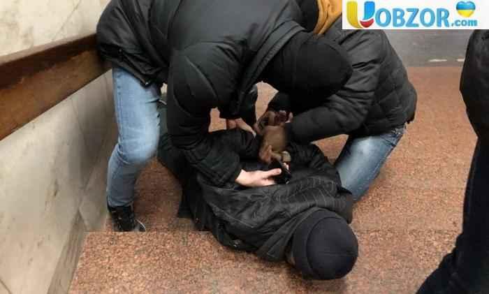 СБУ: Терористичний акт в Харківському метрополітені