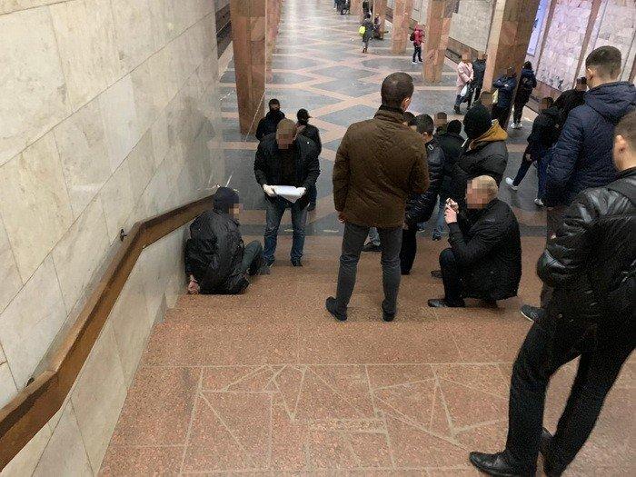 СБУ запобігли терористичний акт в Харківському метрополітені