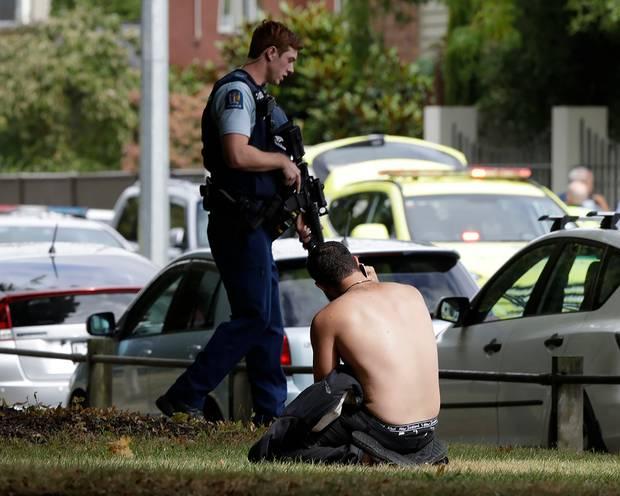 Стрілянина у мечетях Нової Зеландії