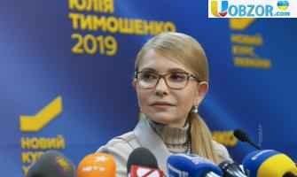 Тимошенко заявила, що екзит-поли заказні і вона проходить у другий тур