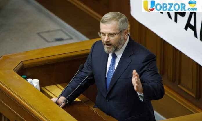 Парубій змусив Вілкула виступати з трибуни Ради українською мовою