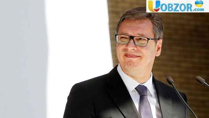Олександр Вучич пообіцяв жорстко присікати протести опозиції