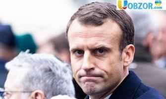 Макрон звільнив поліцейського, який відповідав за порядок у Парижі