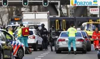 Стрілянина в трамваї в Утрехті