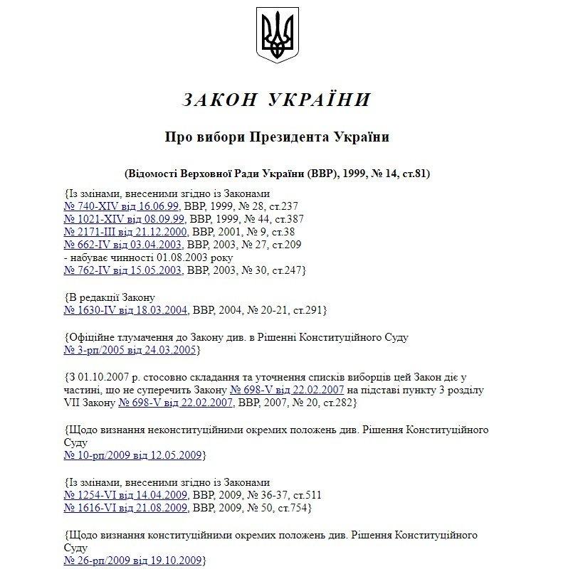 Сьогодні в Україні останній день агітації перед першим туром виборів