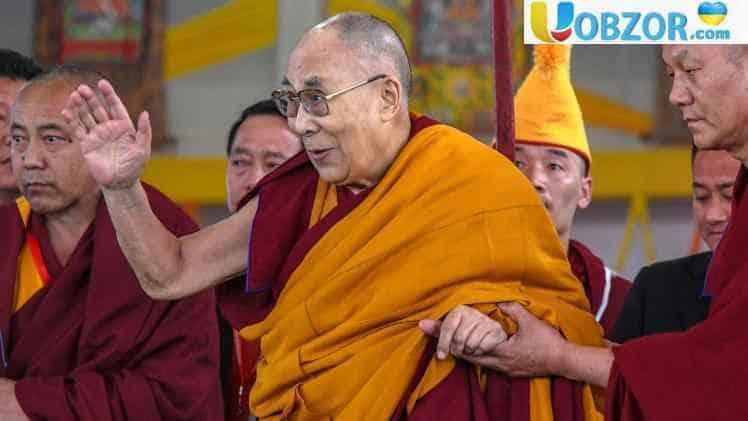 В Індії госпіталізували Далай-ламу через інфекцію легенів