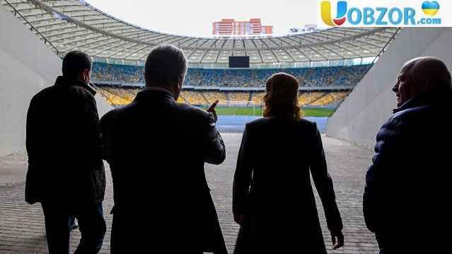 """Дебати на НСК """"Олімпійський"""" прямо зараз: прямий ефір"""