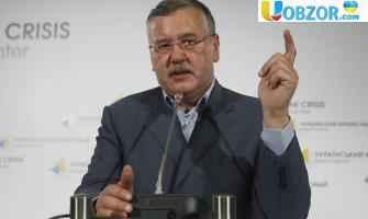 Слідчий комітет РФ вимагає заочного арешту Анатолія Гриценко