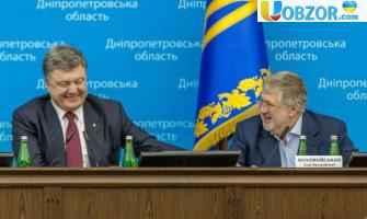 Коломойський назвав Петра Порошенко своєю маріонеткою