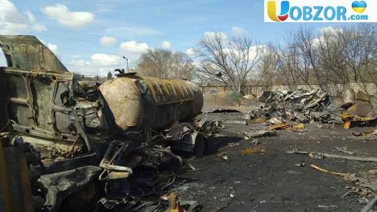 Вибух в Кропивницькому: помер водій автоцистерни з газом