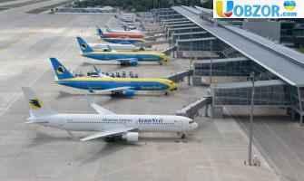 Уряд заборонив нерегулярні авіарейси між Україною та Росією