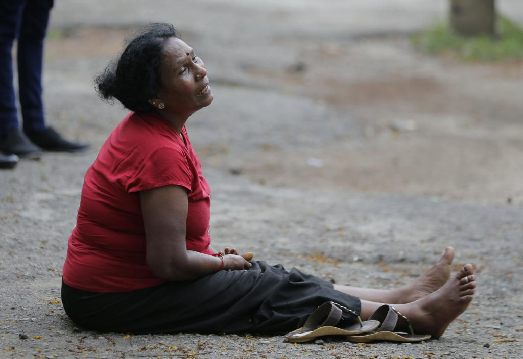 Вибухи на Шрі-Ланкі: загинуло понад 200 людей