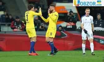 УЄФА оштрафував київське «ДИНАМО» на 60 тисяч євро