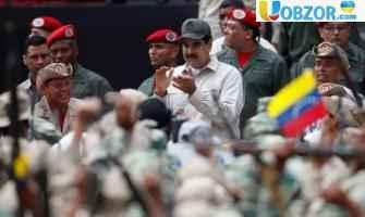 Мадуро оголосив про збільшення чисельності національної поліції
