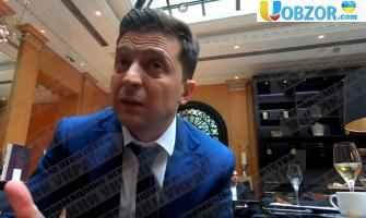 """Зеленський пояснив, чому не здав аналізи на НСК """"Олімпійський"""""""