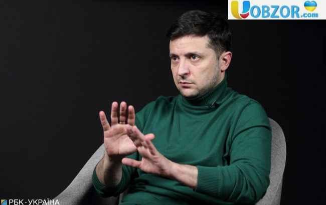 Зеленський збирається переїхати з Адміністрації Президента на Банковій
