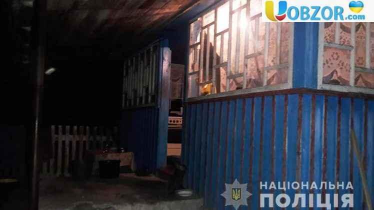 В Житомирській області батьки вбили дитину і спалили в печі