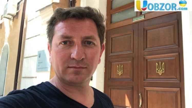 Колишній співробітник АП Горковенко подав до суду на Зеленського