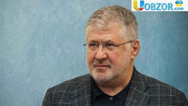 Коломойський заявив про компромат на Зеленського