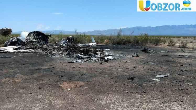 В Мексиці зазнав аварії приватний літак, загинуло 13 людей