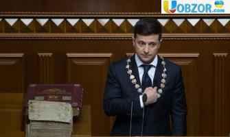Перший указ Володимира Зеленського - розпуск Верховної Ради