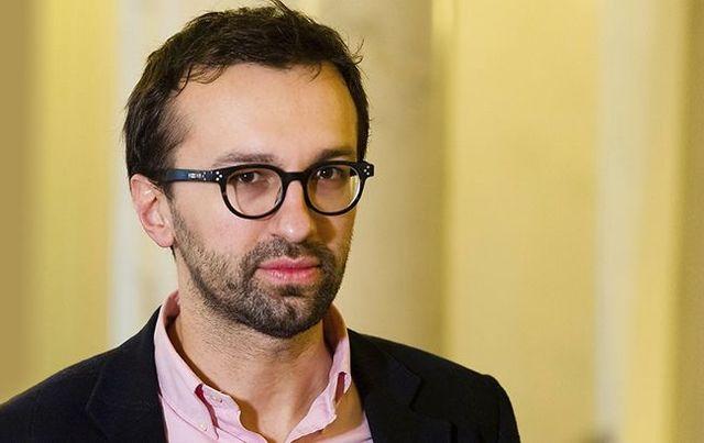"""Лещенко заявив, що хоче балотуватися від """"Слуга народу"""""""