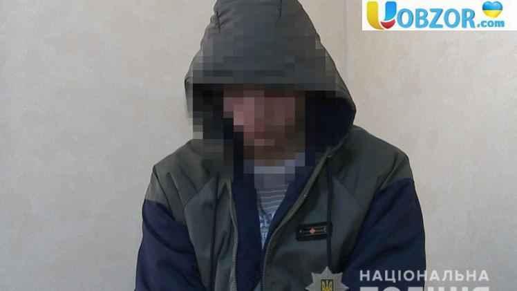 У Вінниці затримали хлопця, який колов жінок голкою