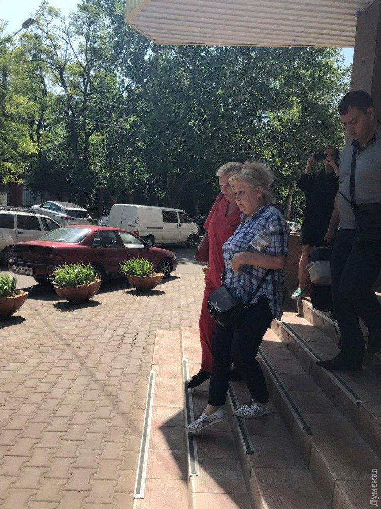 В Одесі чиновники попалися на хабарі