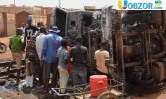 Вибух автоцистерни в Нігері: загинуло більше 50 людей